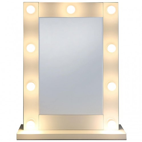 SIMPLICITY 9 BULB HOLLYWOOD MIRROR