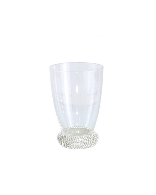 DIAMOND TUMBLER GLASS SET OF 6