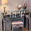 Thumbnail: MIRRORED ART DECO CONSOLE TABLE