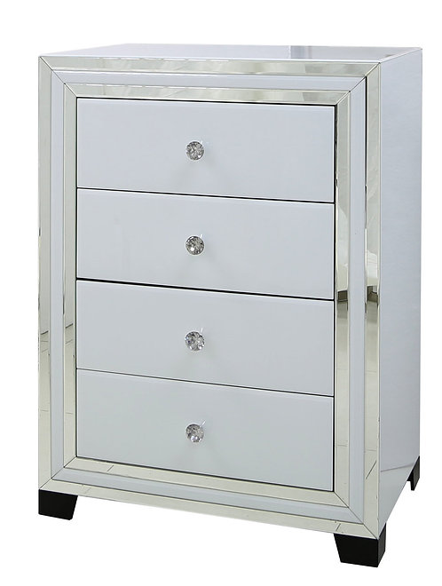 SIMPLICITY 4 DRAWER TALLBOY