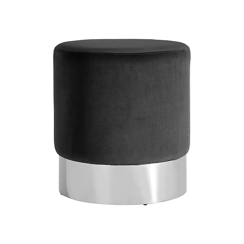 LUXE VOGUE STOOL BLACK