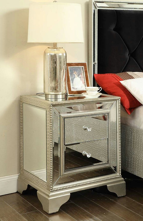 BEAUMONT BEDSIDE TABLE