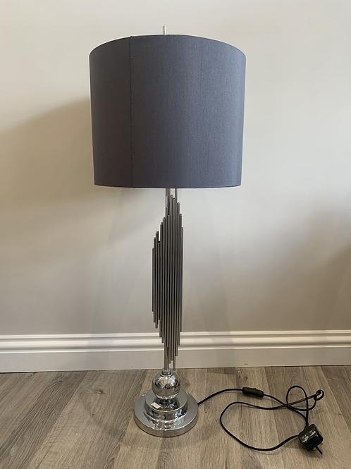 EX DISPLAY METAL ROD LAMP