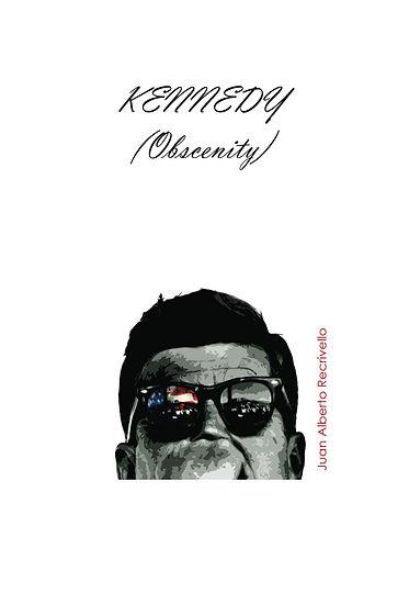 Juan re crivello, escritor, Kennedy (obscenity), novela histórica