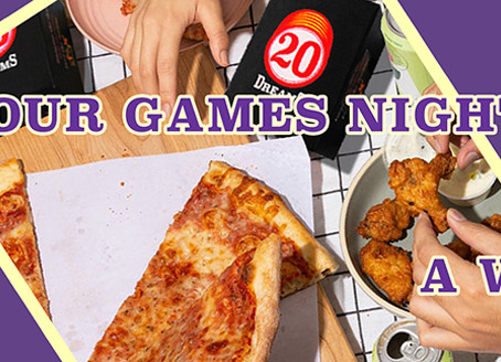 Win Over Everyone on Family Games Night!