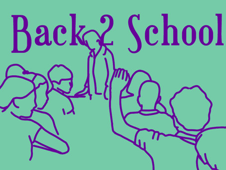 Back 2 School!