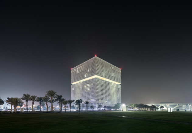 OMA - Qatar Foundation Headquarter