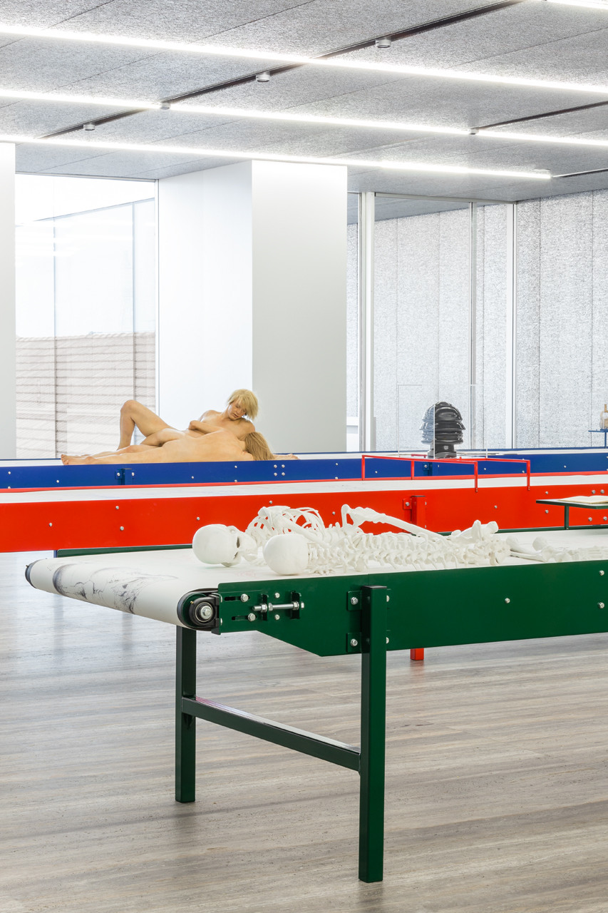 Fondazione Prada - Goshka Macuga - To The Son of Man Who Ate the Scroll