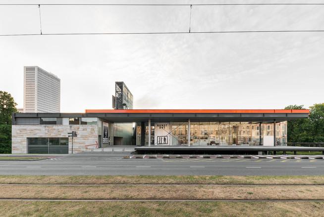 OMA - Kunsthal Rotterdam