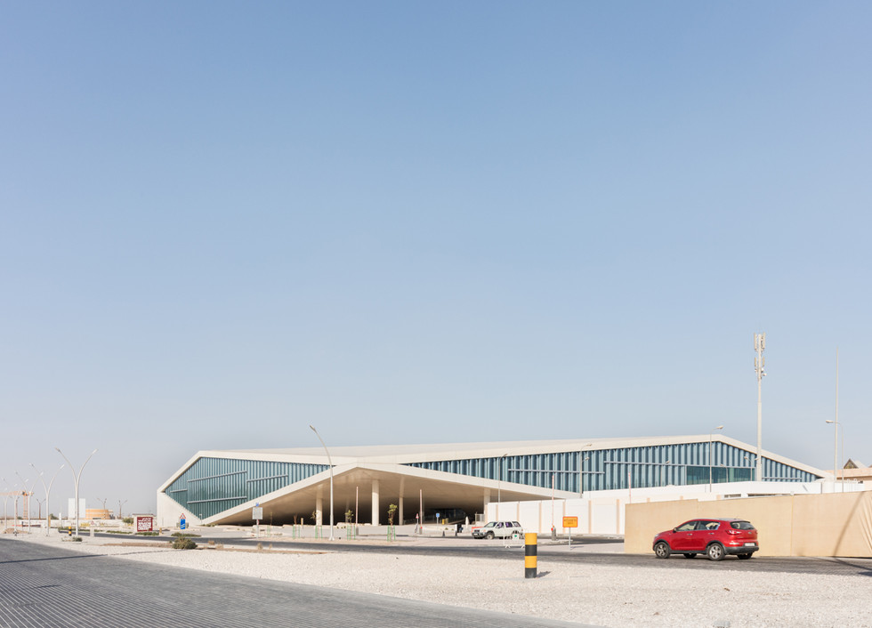 OMA - Qatar National Library