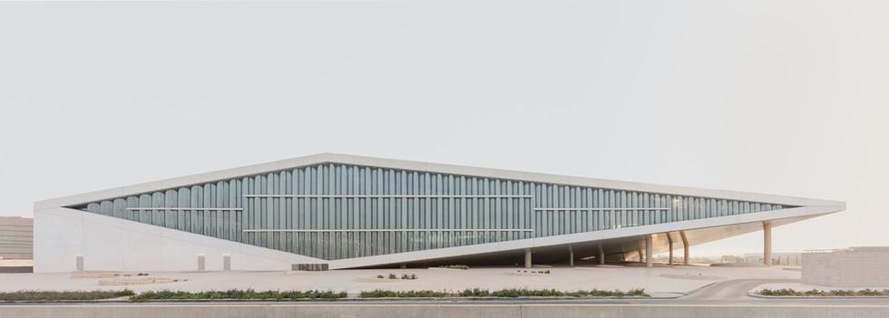 OMA - Qatar National Library