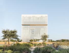 OMA - Qatar Foundation Headquarter