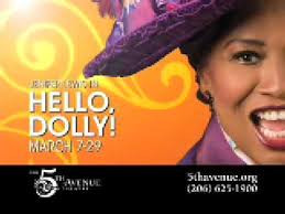 Jenifer Lewis in HELLO, DOLLY! directed by David Armstrong at The 5th Avenue Theatre