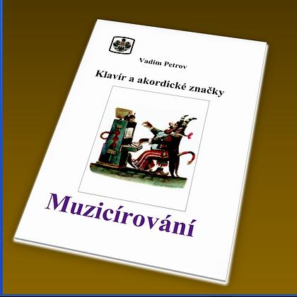 Muzicírování - Klavír a akordické značky