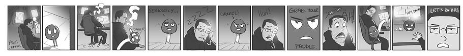 Ping Pong Comic