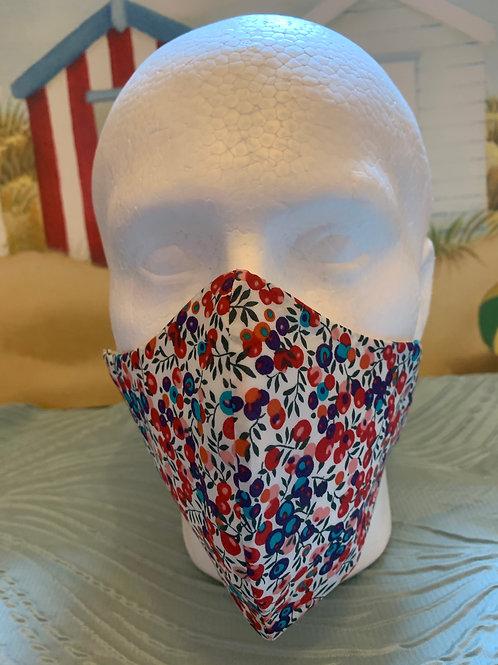 Liberty Print face masks