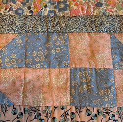 Liberty quilt detail