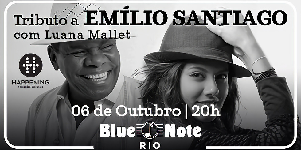 Tributo a Emílio Santiago no Blue Note
