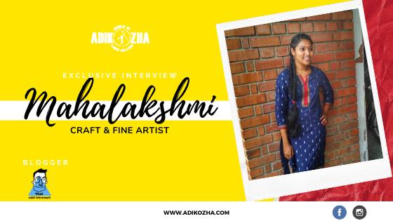 Mahalakshmi craft and fine artist
