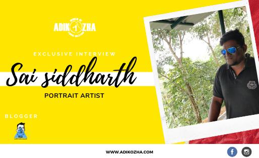 SAISIDDHARTH -PORTRAIT ARTIST