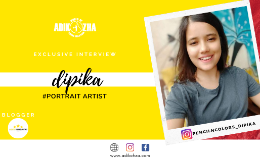 Immensely talented artist Dipika