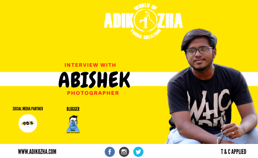 ABISHEK THE PHOTOGRAPHER