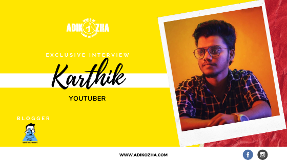 karthik the youtuber