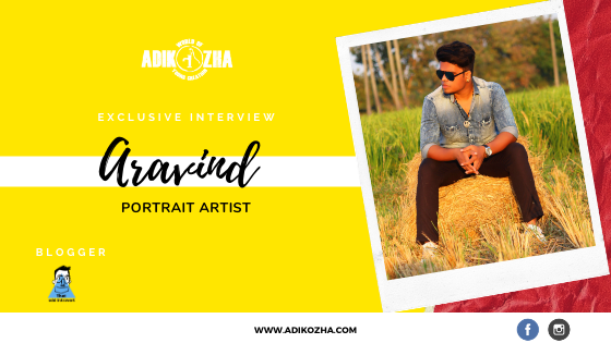 ARAVIND PORTRAIT ARTIST