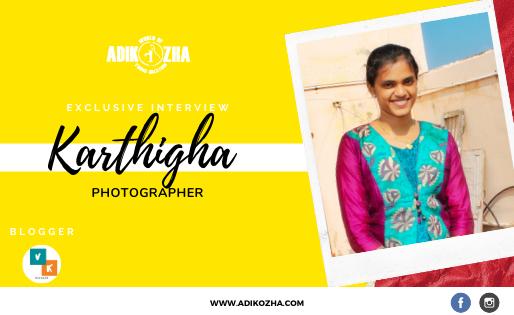 KARTHIGHA - THE PHOTOGRAPHER