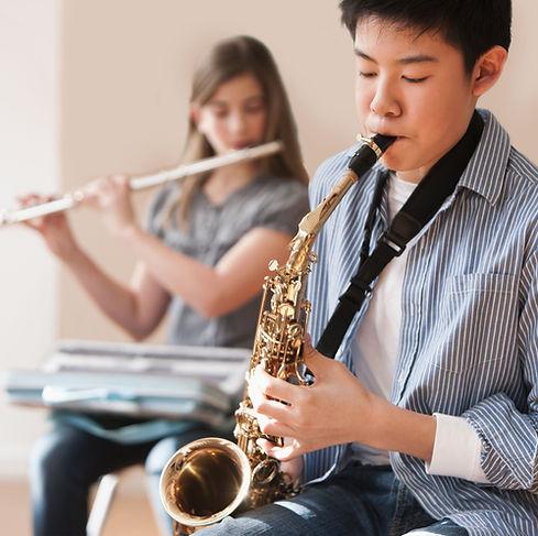 音楽の授業