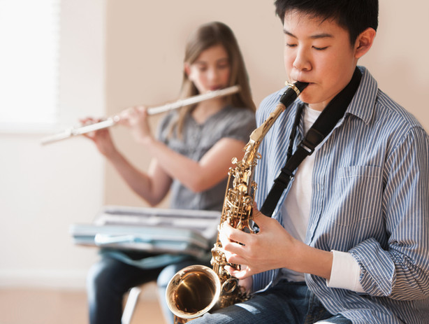 ชั้นเรียนดนตรี