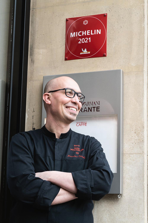 Emporio Armani Caffe & Ristorante La nuit des chefs ELLE à Table