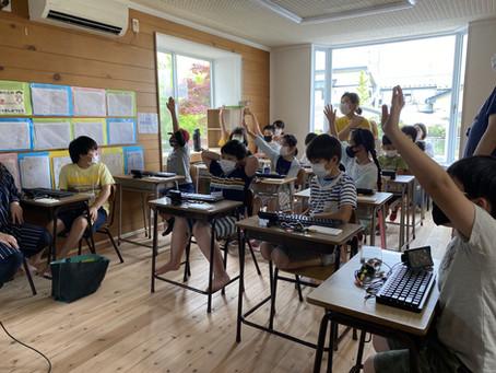 プログラミングを学ぶ子どもたちが興味を示したもの