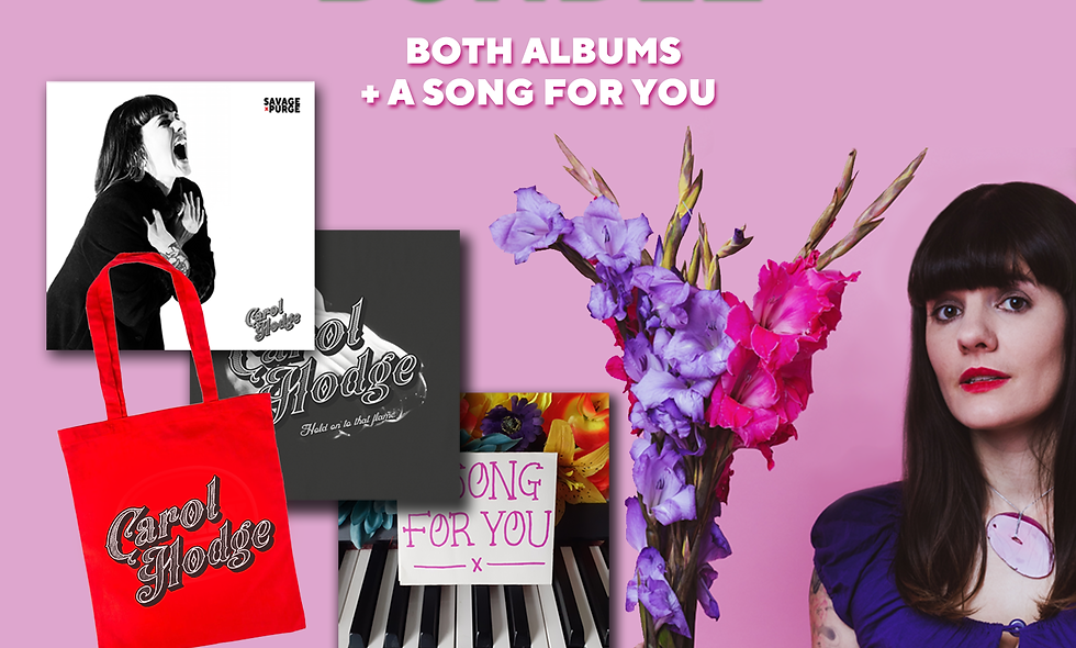 Full Catalogue on CD + vinyl + Tote Bag