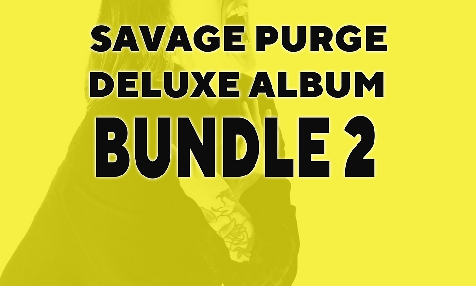 £35 bundle - Savage Purge