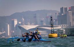 VRC Open Unlimited HK Convention Centre_