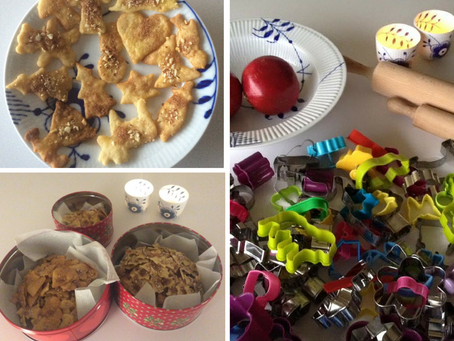 Can Christmas cookie baking be therapeutic?