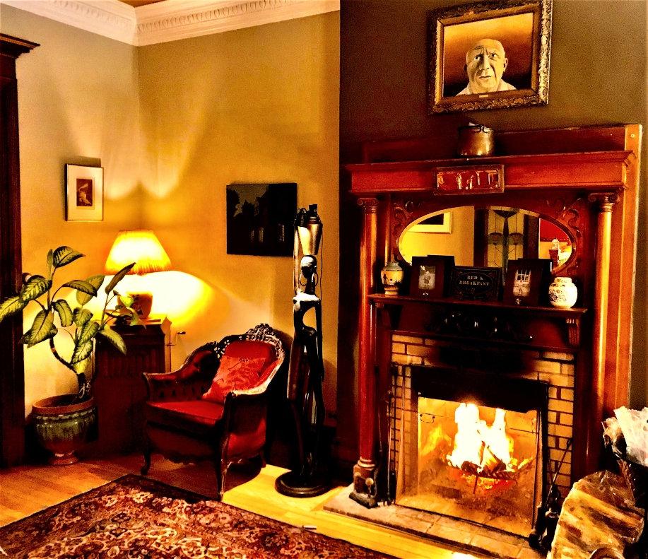 Lounge B&B La Marquise de Bassano