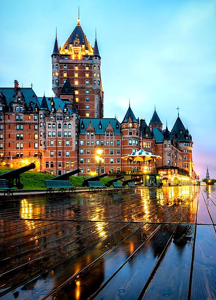 Image of hotel Chateau Frontenac
