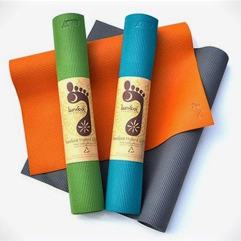 "Barefoot Yoga Eco Mat - 1/16"" (Grey) - Used Studio Equipment"