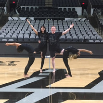 Yoga with the Spurs