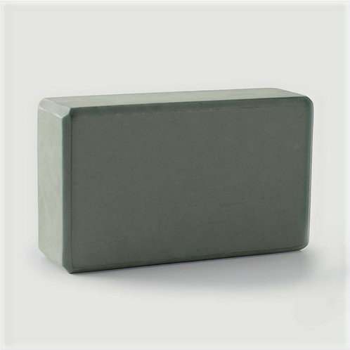 Barefoot Eco Foam Yoga Block - (Grey) - Used Studio Equipment