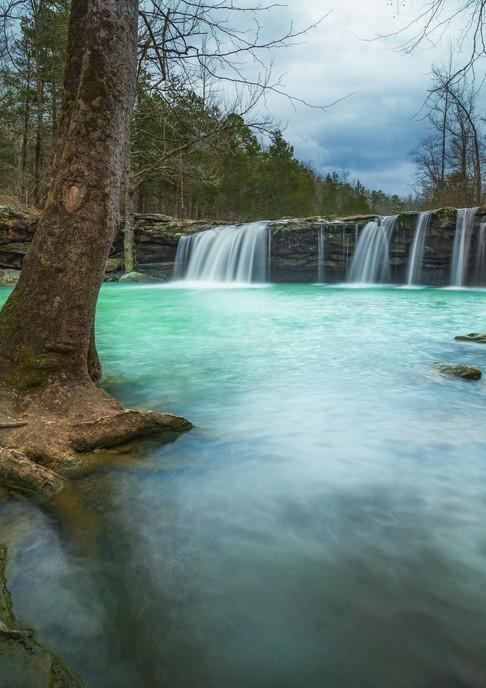 Emerald Waterfalls