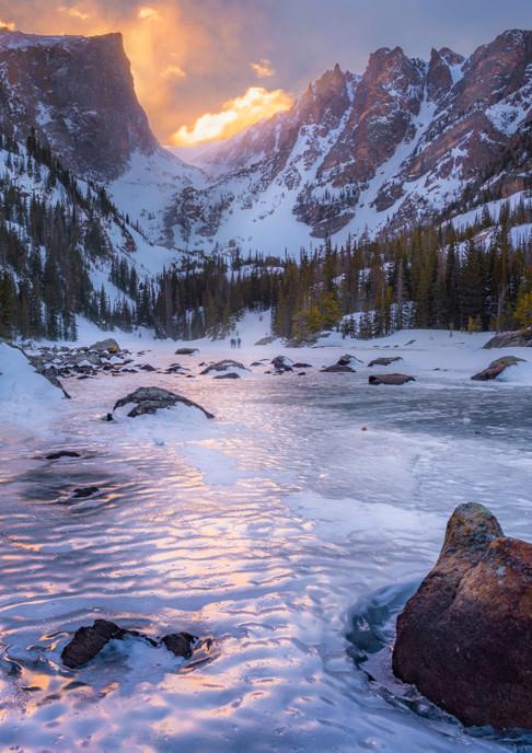 Frozen Dream Lake