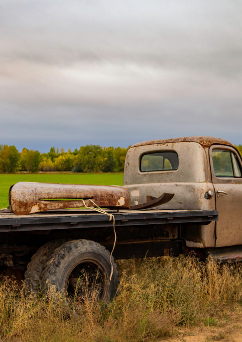 Stan's Old Truck