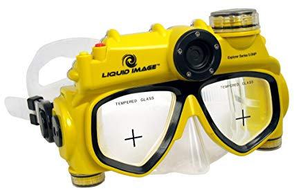 Explorer Series, Medium underwater Digital Camera mask