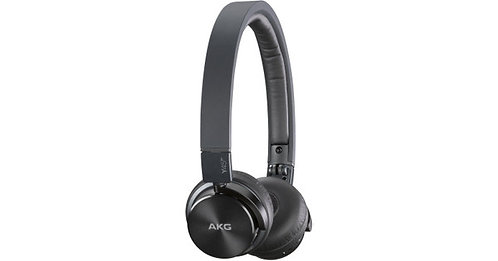 AKG-Y45BT on ear, zwart