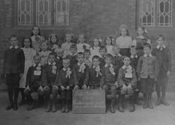 Wesleyan Day School 1909
