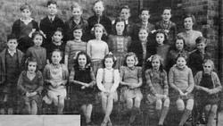 Griffydam Primary School 1948