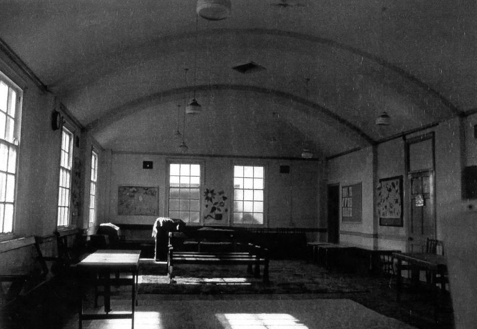 Sunday School Interior